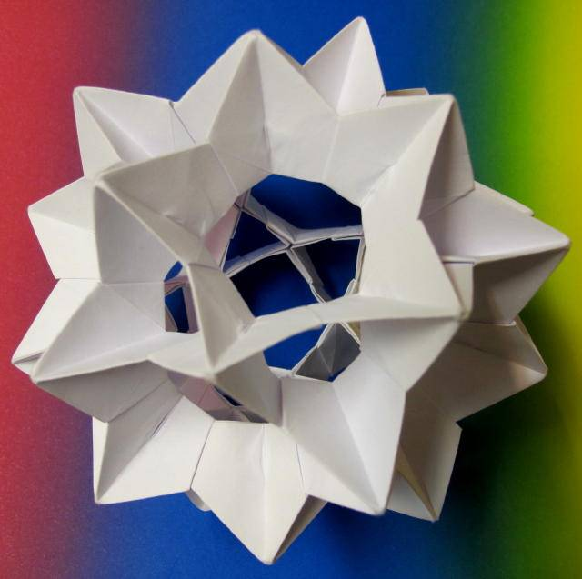 Electra Icosidodecahedron